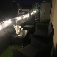 Balcon en nocturne